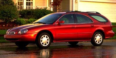 ... 1998 Mercury Sable LS, 4-Door Wagon (CA/HI)