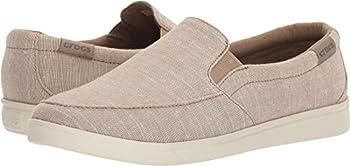 Crocs Women's Citilane Low Slipon W Sneaker, Khaki, 10 M Us 0
