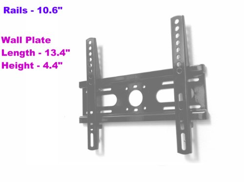 Used, VESA 200 x 200 FLAT WALL MOUNT for Insignia, Samsung, for sale  Delivered anywhere in USA
