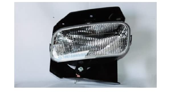 TYC 19-6153-00-1 Replacement Right Fog Lamp for Chrysler 300