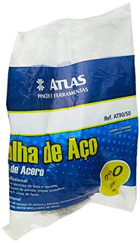 Pincéis Atlas AT90/50 Palha de Aco N 0