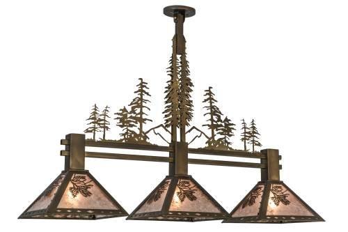 Winter Pine Pendant - 7