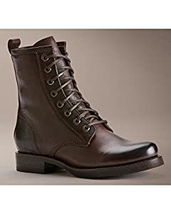 2. FRYE Women's Veronica Combat Boots