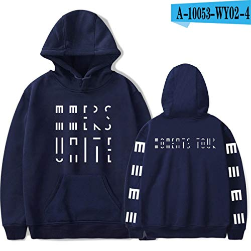 Amazon.com: Marcus & Martinus Moment Tour Hoodies Sweatshirt Casual College Style Hoodies: Clothing