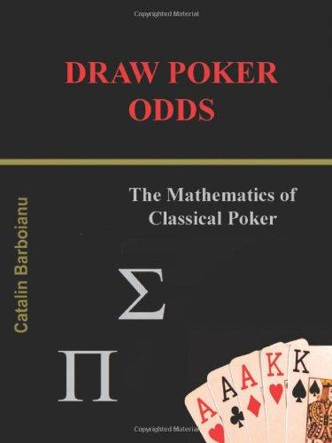 Poker math presentation geant casino clemenceau dijon