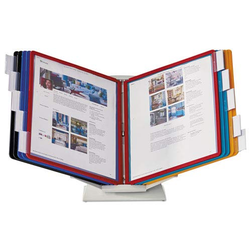 Vario Pro Desktop Reference System, 10 Panels, 9 7/8 x 15 1/2 x 6 1/4