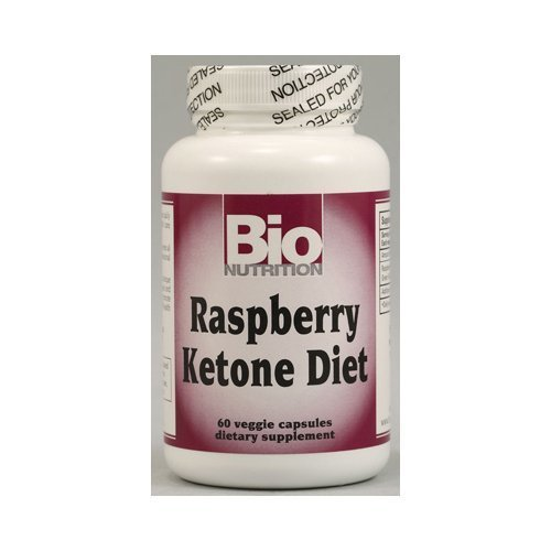 BIO NUTRITION INC, RASPBERRY KETONE DIET, 60 VCAP by Bio Nutrition by Bio Nutrition