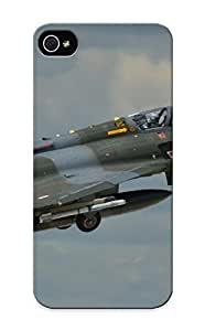 New Fashionable Yellowleaf XWhAms-4199-zOmSh Cover Case Specially Made For Iphone 5/5s(2000 Aircraft Army Aack Dassault Fighter Jet Military Mirage French )