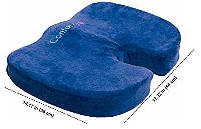 Coccyx Orthopedic Cushion With Cooling-Gel