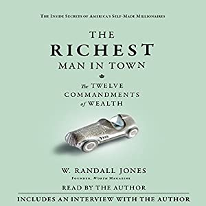 The Richest Man in Town Audiobook