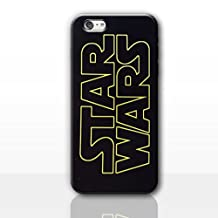 """iPhone 6/6s (4.7"""") Star Wars Silicone Phone Case / Gel Cover for Apple iPhone 6S 6 (4.7"""") / Screen Protector & Cloth / iCHOOSE / Star Wars"""