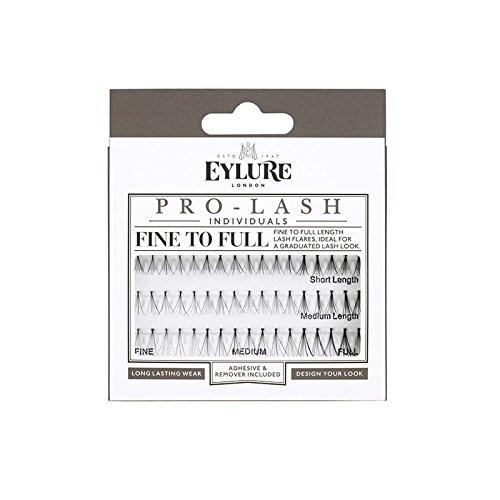 Eylure Individual Fine To Fall Lashes (Pack of 6) - まつ毛を落下する個々の罰金を x6 [並行輸入品] B0722KKHN3