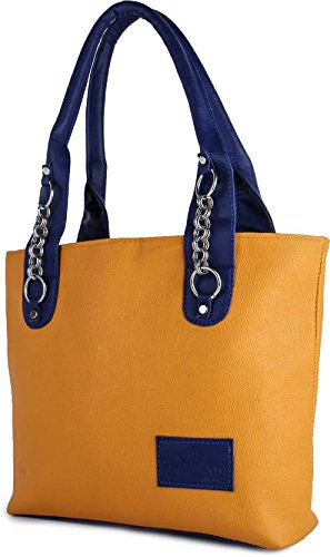 ed2f1b086a Typify Casual Shoulder Bag Women   Girl s Handbag (Mango)  Amazon.in ...