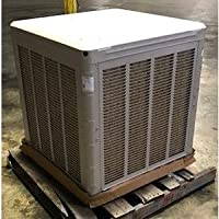 Frigiking PHOENIX MANUFACTURING INC FD450A 3000-4500 CFM RESIDENTIAL DOWNFLOW EVAPORATIVE COOLER/LESS MOTOR