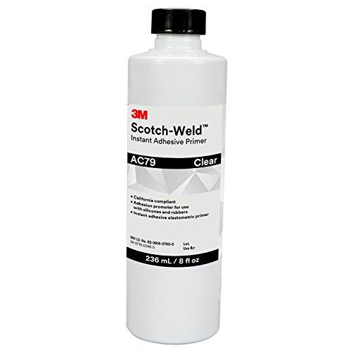 3M Scotch-Weld 31389 Instant Adhesive Primer AC79, 236 mL, 8 fl. oz. by 3M Scotch-Weld