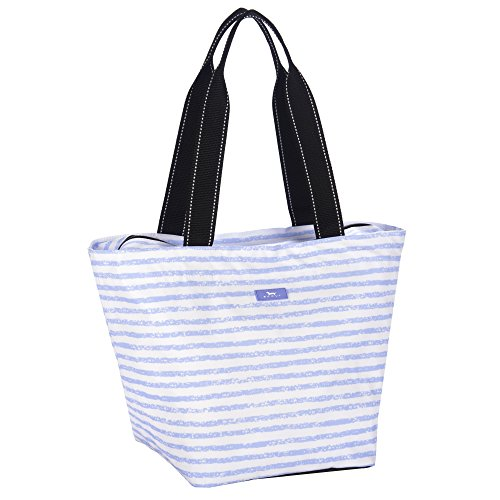 SCOUT Daytripper Everyday Tote Bag, Shoulder Bag, Water Resistant, Wipes Clean, Zips Closed, Look Who's Chalking