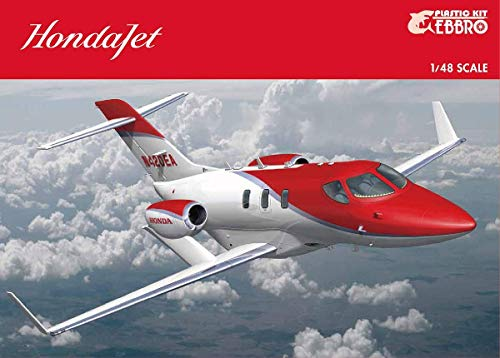 Ebbro 1/48 Scale HondaJet Aircraft Plastic Model Kit # 48001