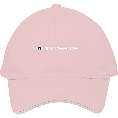 [New Fashion Unisex Plain Baseball Caps Youniverse - White Cotton Peaked Hat Casual Outdoor Travel] (Pork Pie Hat For Sale)