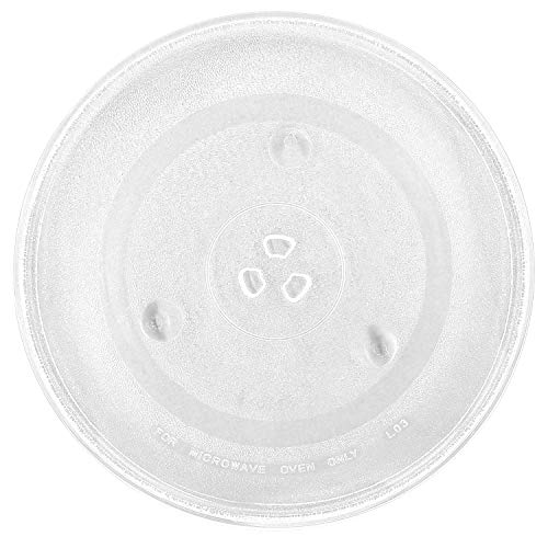 12.5'' Microwave Glass Plate Turntable Replacement 12 1/2