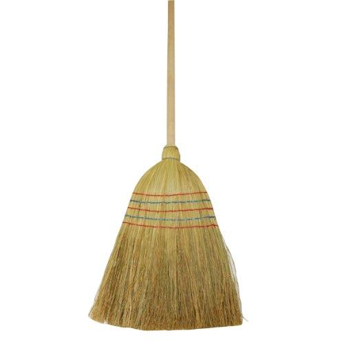 Xclou 270090 Rice Straw Broom 5 Seams by Xclou
