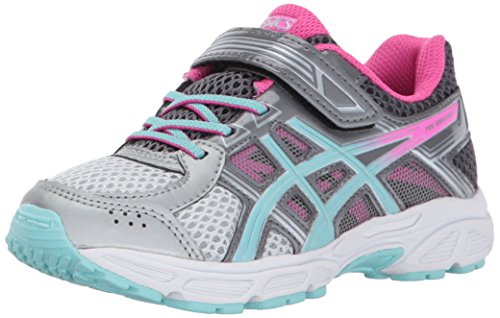 Image of ASICS Kids' Pre-Contend 4 Ps Running Shoe
