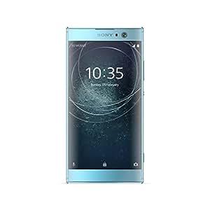 """Sony Xperia XA2 Factory Unlocked Phone - 5.2"""" Screen - 32GB - Blue (U.S. Warranty)"""