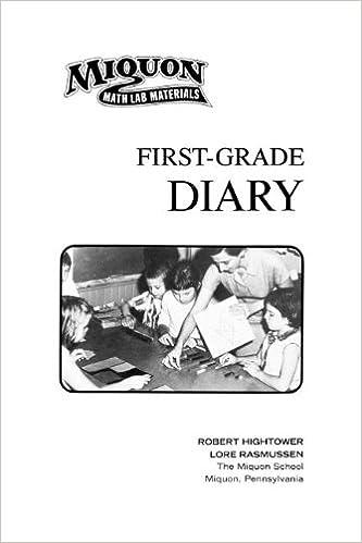 Amazon.com: First-Grade Diary (Miquon Math Lab Materials ...