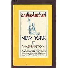 Guide new york et washington