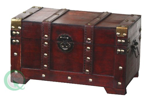 vintiquewisetm-antique-style-wooden-trunk-small