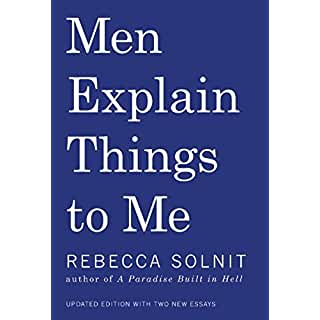 Buy Men Explain Things to Me