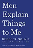 """Men Explain Things to Me"" av Rebecca Solnit"