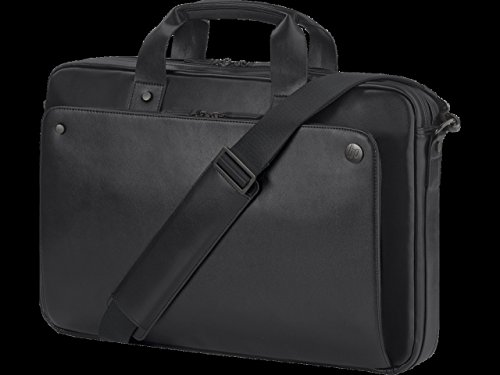 HP 1LG83AA Executive Top Load Notebook Carrying Case 15.6