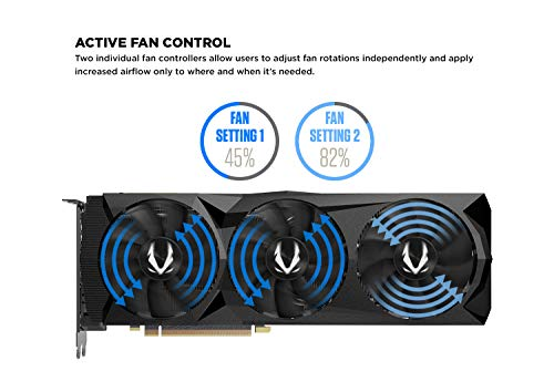 ZOTAC GAMING GeForce RTX 2070 AMP Extreme Core 8GB GDDR6 256-bit RGB LED  Metal Wrap Backplate Graphics Card - ZT-T20700C-10P