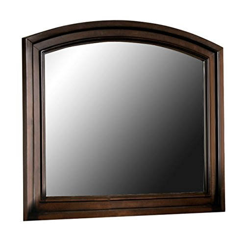 Homelegance Mardelle Matching Dresser Mirror, Cherry