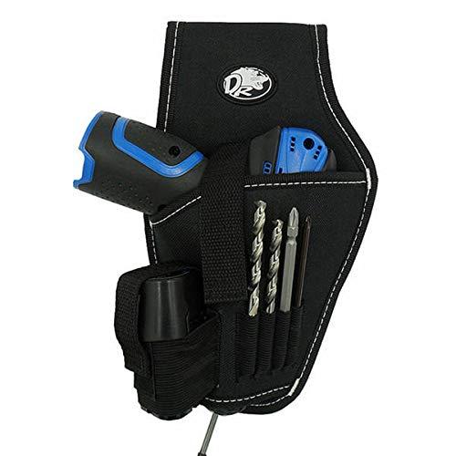 OKIl Nylon Fabric Tool Bag Electric Drill Holder Waist Tool Bag Electrician Tools - Nylon Polyester 420d 600d