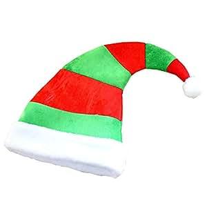 d6e8529d4d389 per Sombreros de Navidad para Niños Sombrero de Elf Disfraces para Navidad  Sombreros Decorativos de Fiesta  Amazon.es  Hogar