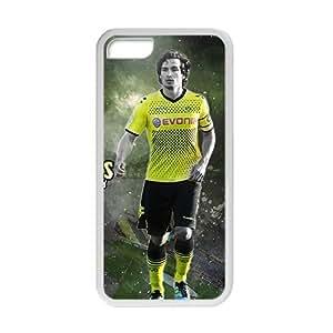 meilz aiaiQQQO Futbol Borussiya Dmats-xummels Phone Case for Iphone 5cmeilz aiai