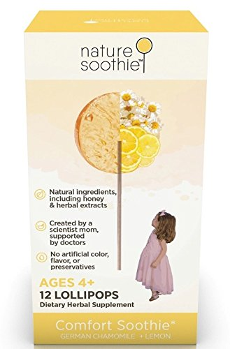 Comfort Soothie All Natural Lollipop Chamomile product image