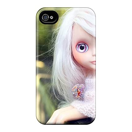 Top Quality Rugged Cute Barbie Doll Wallpaper Cases Covers For
