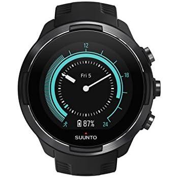 Suunto 9 GPS Watch G1, Black - Baro