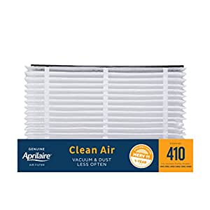 Aprilaire 410 Air Filter Single Pack for Air Purifier Models 1410, 1610, 2410, 3410, 4400