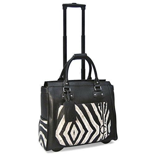 cabrelli-zara-zebra-15-laptop-rollerbrief-black-white