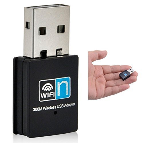 BLUECELL 300Mbps Realtek Rtl8192Cu Chipset 2T2R Mini Wifi Usb Adapter/ Wireless Lan Card/ Wifi Dongle