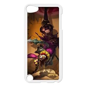 iPod Touch 5 Case White League of Legends Royal Shaco KWI8900355KSL
