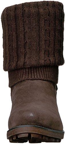 Muk Luks Damen Kelby Fashion Boot Braun