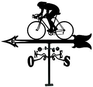 Veleta de tejado con cazoletas giratorias - Diseño Ciclista - Fabricado por ARTHIFOR