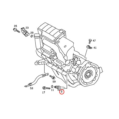 Amazon Com Facet Replacement Flywheel Pulse Sensor 90482 Automotive