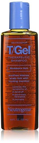 Neutrogena T-Gel Shampoo, 2 Count - T-gel Dandruff Shampoo