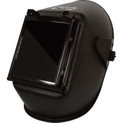 (Hobart 770003 Welding Helmet Flip Front with Rat Hd Gr 4 1/2In x 5 1/4In )