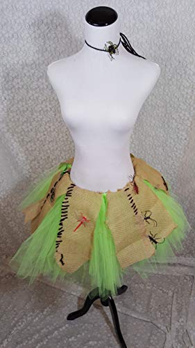 Child Oogie Boogie Tutu Costume]()
